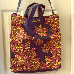 Brand New Marc Jacobs Canvas Tote